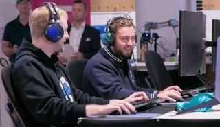 Ericsson 5G gaming event