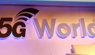 5G World logo