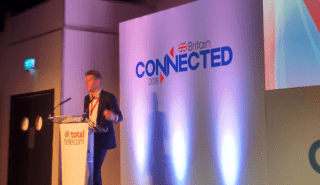 Connected Britain Opening