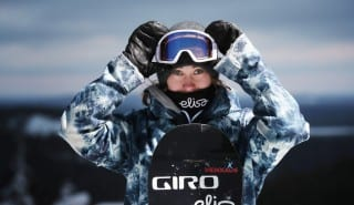 Elisa ski woman