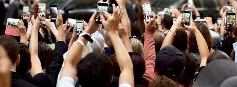 Ericsson Mobility Report June 2018 smartphones