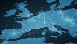 Europe network IoT roaming data