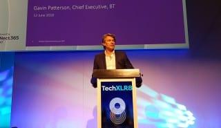 Gavin Patterson TechXLR8 2018