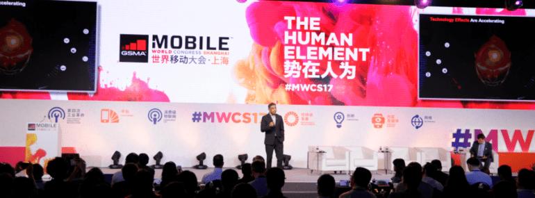 MWC Shanghai Keynote