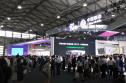 MWC Shanghai Show Floor