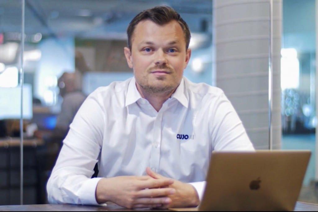 CEO Einaras von Gravrock