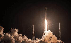 Musk takes first step towards SpaceX broadband vision