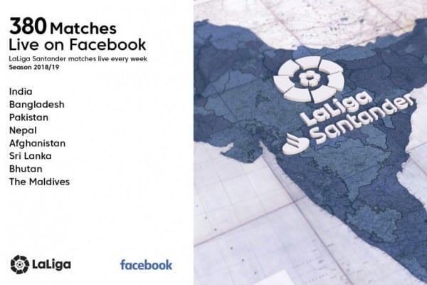 LaLigaFacebook