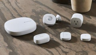 Samsung smartthings mesh wifi