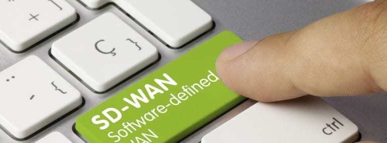SD-WAN Software-defined WAN