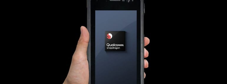 Qualcomm snapdragon 5G test device