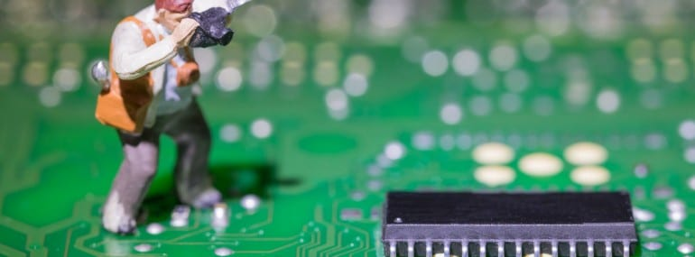 spy espionage industrial chip component
