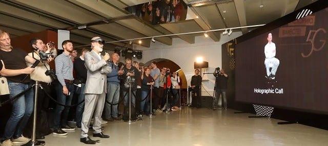 Huawei Beeline 5G demo