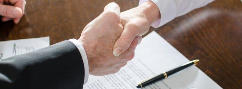 Deal Handshake Keys