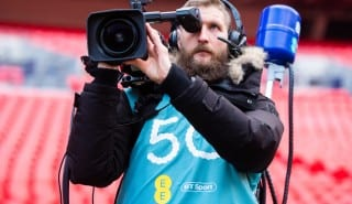 EE 5G Remote Broadcast with BT Sport2