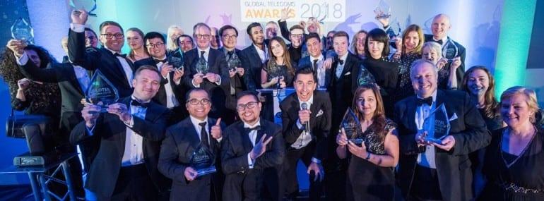 Glotel 2018 winners