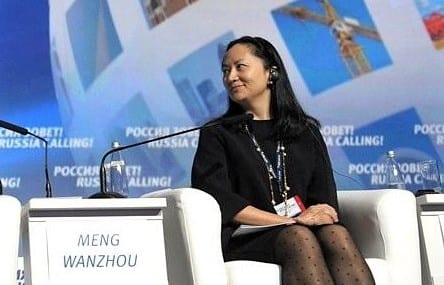 China says Canada's detention of Huawei exec 'vile in nature'