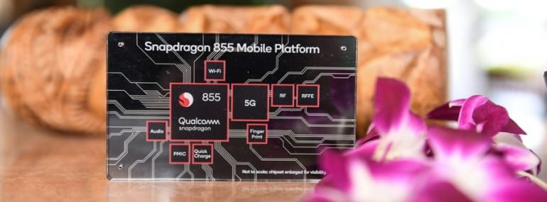 Going under the hood of Qualcomm Snapdragon 855: plenty to