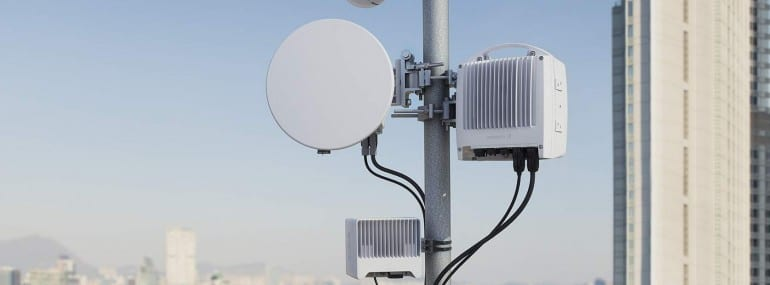 Ericsson wireless backhaul