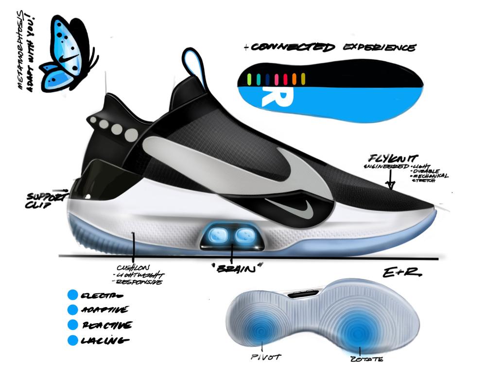 Nike adapt bb 2