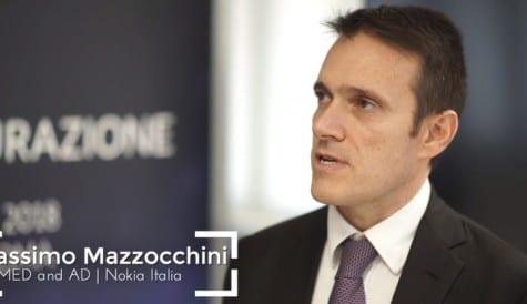 Rome 5G hub Mazzocchini