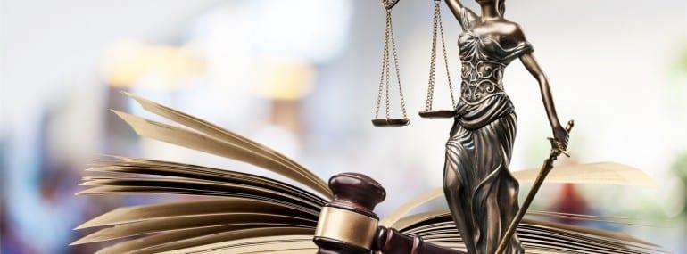 Law court crime punishment