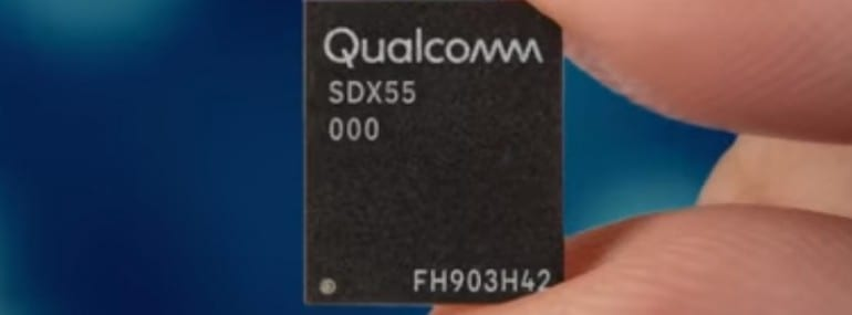 Qualcomm snapdragon X55