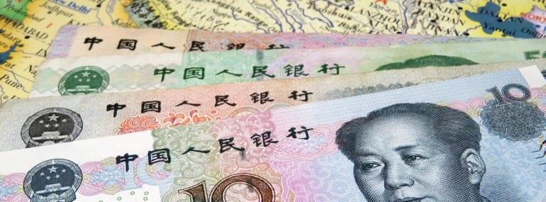 Renminbi china currency money