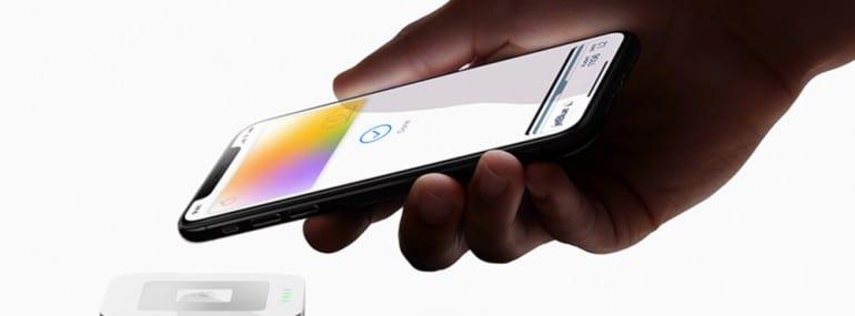 Apple card phone