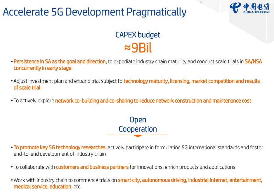 Chinese operators said to be cautious about 5G investment
