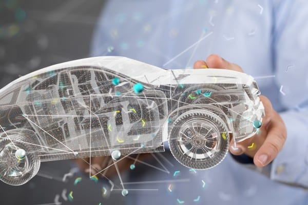 technologie auto