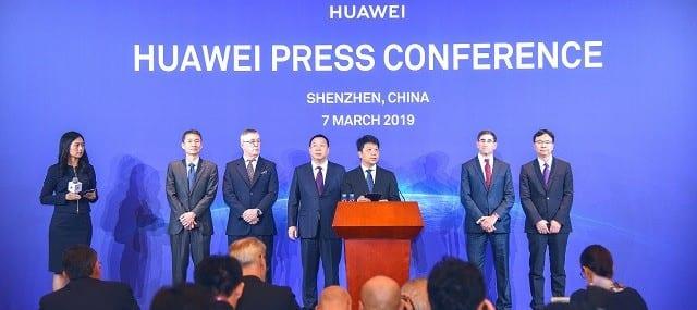 Huawei sues US