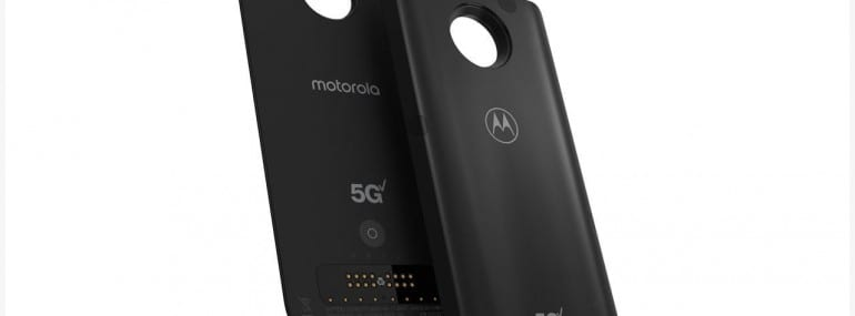 Verizon motorola 5g