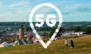 EE to extoll the virtues of its 5G signal at Glastonbury