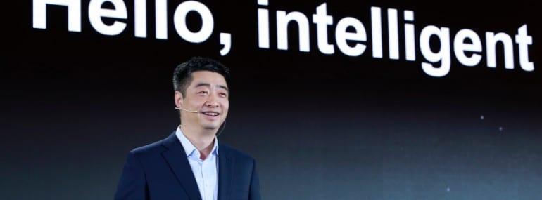 Ken Hu Huawei's Deputy Chairman at HAS 2019