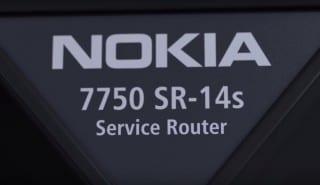Nokia 7750 SR-s