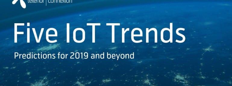 Telenor makes some IoT predictions | Telecoms com