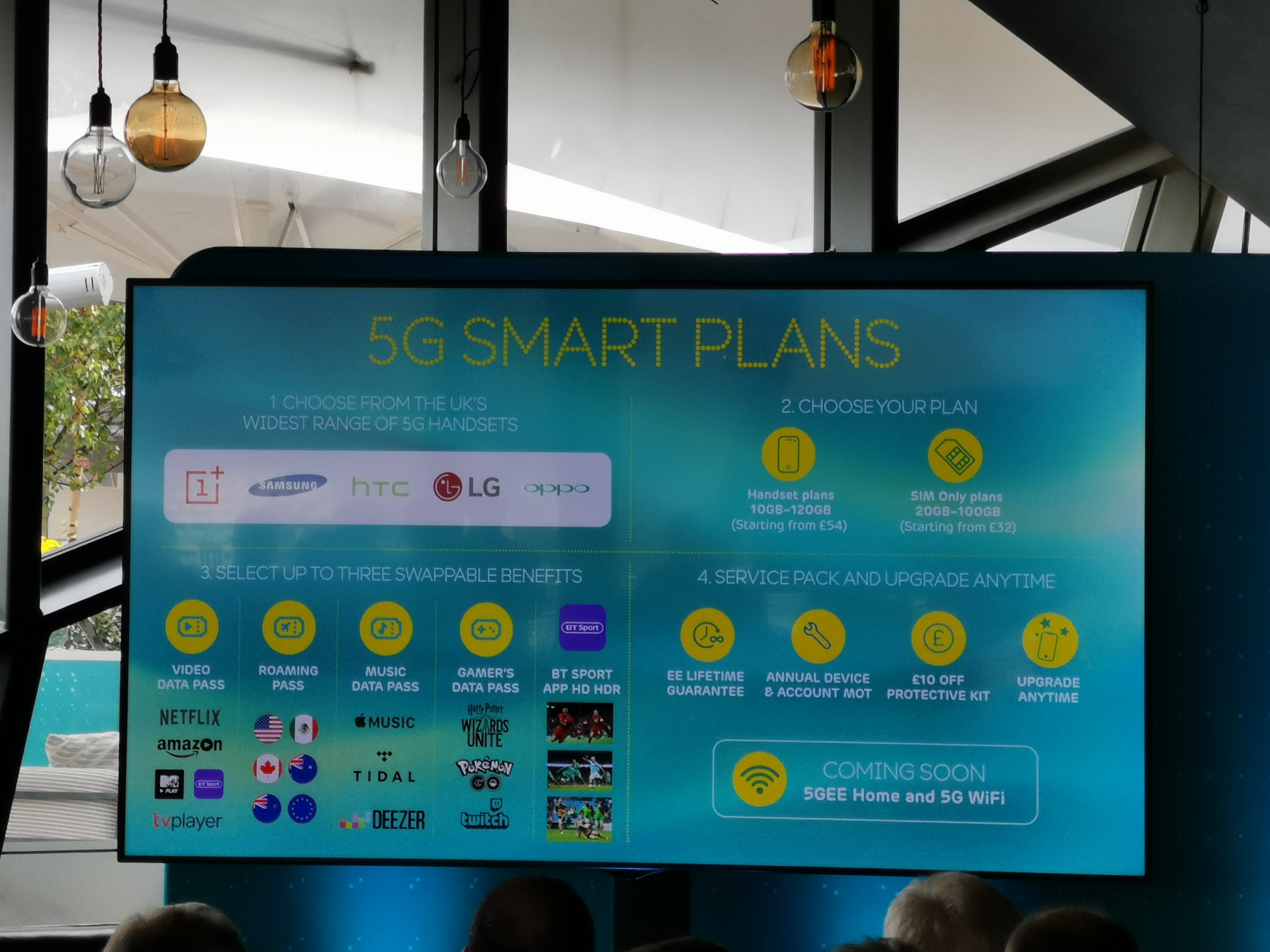 EE to launch 5G mobile network in Edinburgh on 30 May