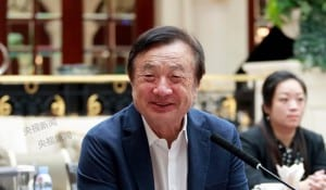 Ren confirms Huawei restructure on the cards