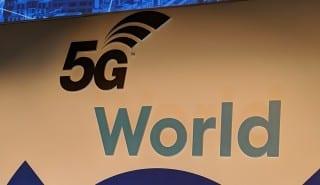 5G World 2019 logo