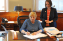 Maine Governor Janet Mills