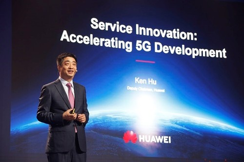 Huawei Ken Hu 5G innovation 20190701