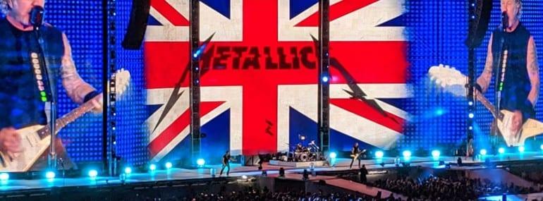 Metallica UK