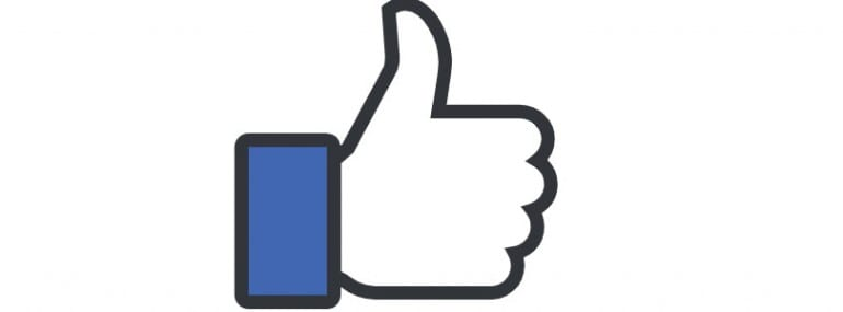 facebook like thumbs up