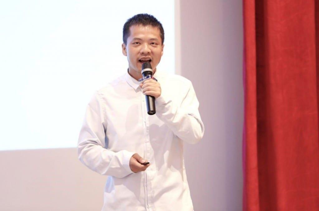 Hu Zhipeng NetEase Vice President