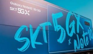 Photo SK Telecom Breaks 1 Million 5G Subscriber Mark