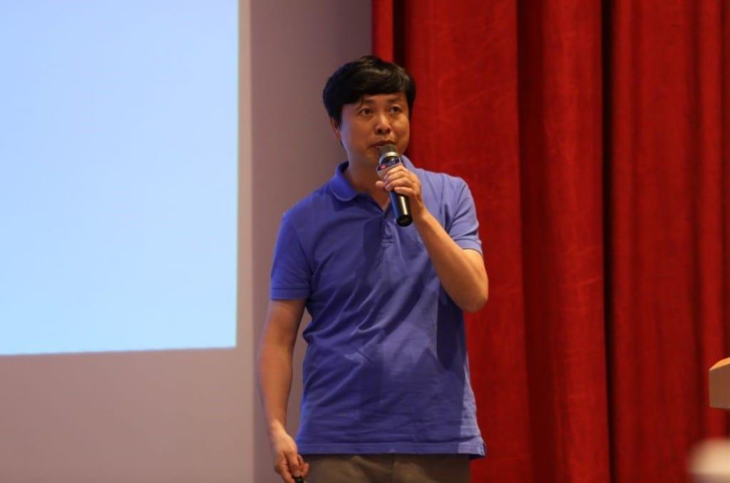 Pico CEO Zhou Hongwei