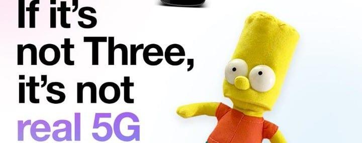 Three real ad