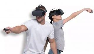 VR AR Experience