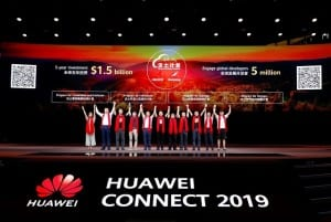 Huawei pledges $1.5 billion to its new developer program